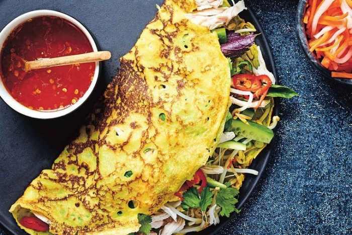 Kuliner Khas Vietnam Terpopuler